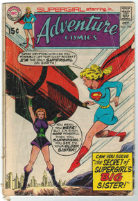 Adventure Comics #385 GD Front Cover