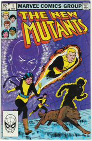 New Mutants #1 VG Front Cover