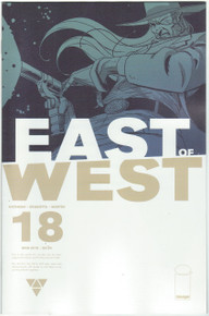 East of West #18 NM Front Cover