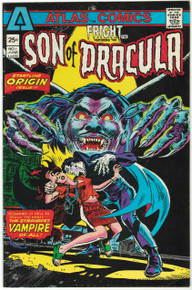 Fright #1 FN Front Cover