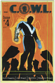 COWL #4 NM Front Cover
