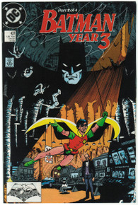Batman #437 VF/NM Front Cover