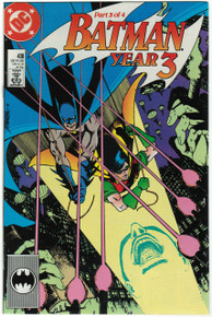 Batman #438 VF/NM Front Cover