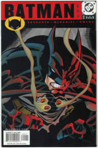Batman #604 VF Front Cover