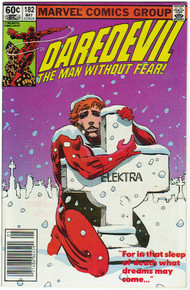 Daredevil #182 - VF/NM