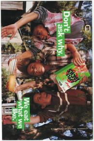Anarky #3 VF Back Cover