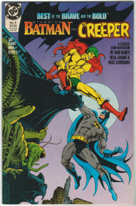 Best of the Brave and the Bold #4 VF Front Cover