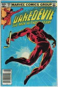 Daredevil #185 VG