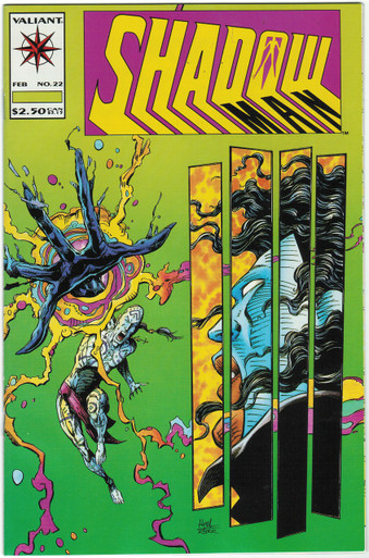Shadowman #22 VF/NM Front Cover