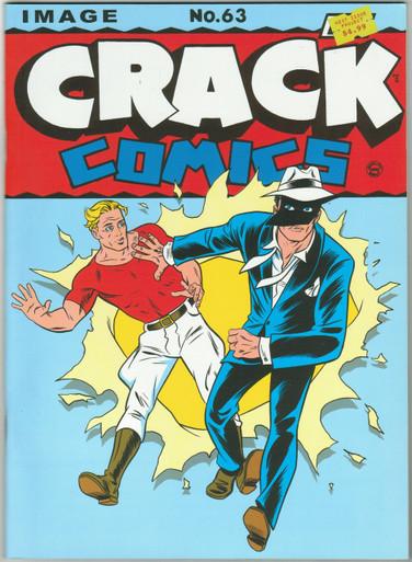 Crack Comics #63 NM Front Cover
