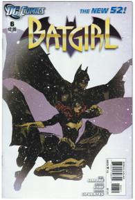 Batgirl Vol. 4 #6 NM Front Cover
