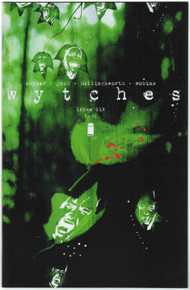Wytches #6 NM Front Cover
