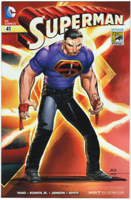 Superman #41 NM SDCC 15 Variant Front Cover