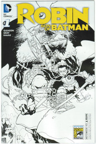Robin Son of Batman #1 NM SDCC 15 Variant Front Cover