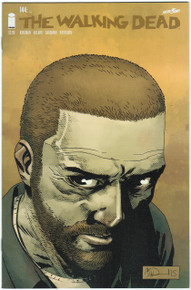 Walking Dead #144 NM Front Cover