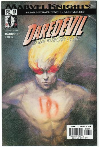 Daredevil #48 NM Front Cover