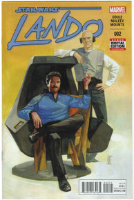Lando #2 NM Front Cover