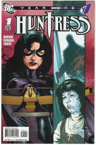 Huntress: Year One #1 NM Front Cover