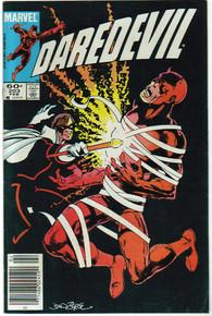 Daredevil #203 VF
