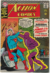 Action Comics #340 FN Front Cover