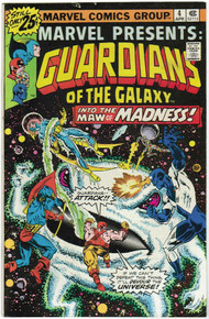 Marvel Presents: Guardians of the Galaxy #4 F/VF