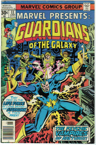 Marvel Presents: Guardians of the Galaxy #11 F/VF