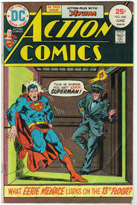 Action Comics #448 VF