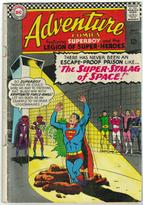 Adventure Comics #344 GD