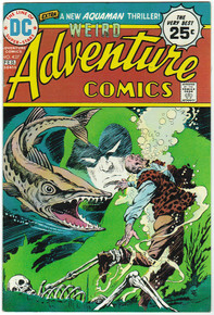 Adventure Comics #437 VF