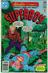 Adventure Comics #455 VF
