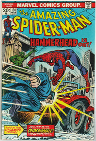 Amazing Spider Man #130 FN