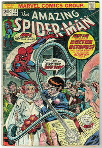 Amazing Spider Man #131 GD Front Cover
