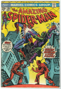 Amazing Spider Man #136 VG Front Cover