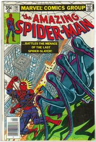 Amazing Spider Man #191 VG