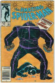 Amazing Spider Man #271 GD