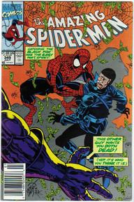 Amazing Spider Man #349 NM
