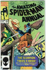 Amazing Spider Man Annual #18 VF/NM