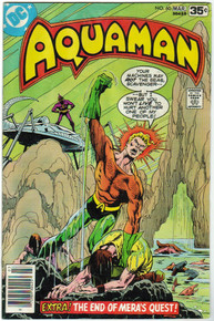 Aquaman Vol. 1 #60 VF/NM