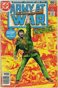 Army At War #1 VG