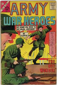 Army War Heroes #4 FN