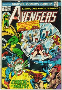 Avengers #108 GD