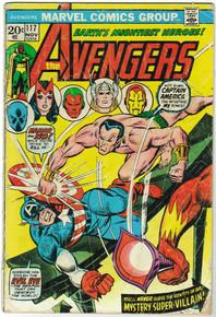 Avengers #117 GD