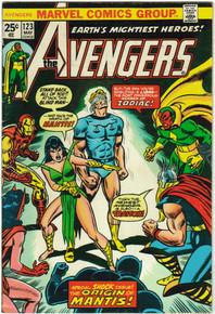 Avengers #123 VF
