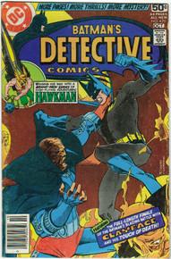 Detective Comics #479 FN