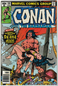 Conan #100 VF/NM Front Cover