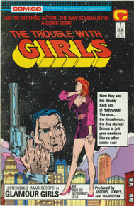 The Trouble With Girls #1 VF