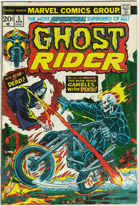 Ghost Rider #5 FN