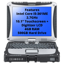 New Toughbook CF-19 Mk8, CF-19ZA001DM