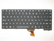 New Rubber Backlit Keyboard for Panasonic Toughbook CF-27 & CF-28