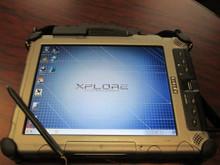 Xplore Rugged iX104C5 Tablet